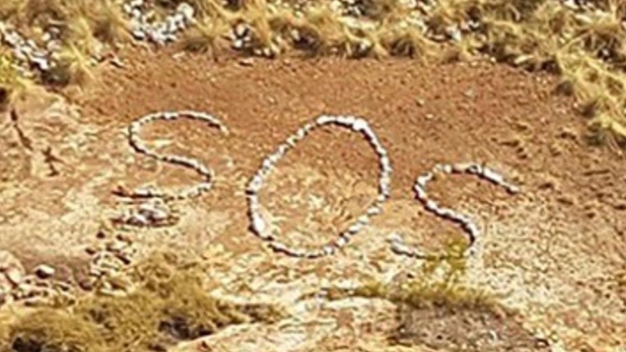 VIDEO: Kdo zanechal tajemné SOS v Austrálii?