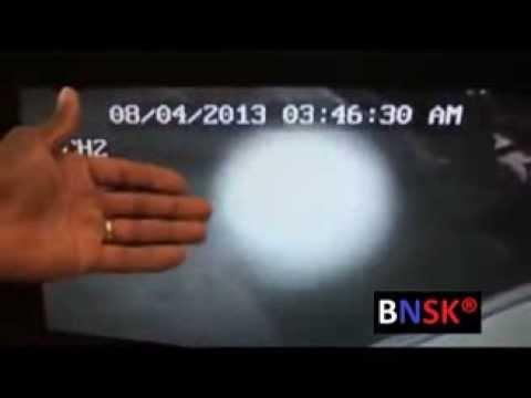 VIDEO: Kněz natočil anděla!