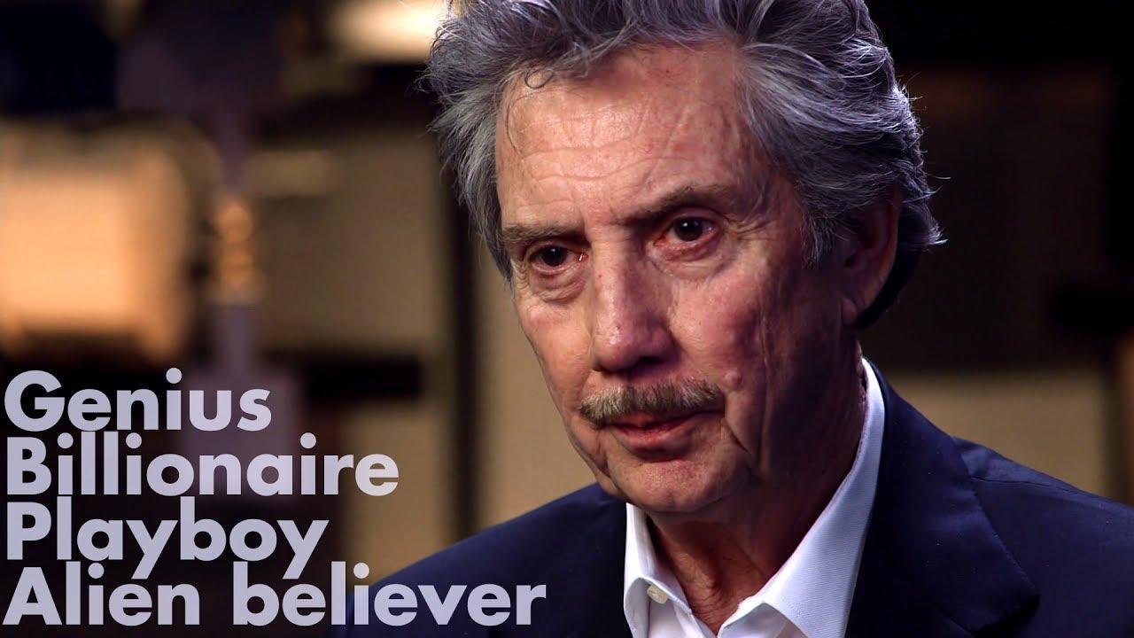 VIDEO: Milionář Robert Bigelow tvrdí, že mimozemšťané existují!