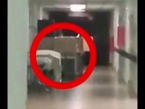 VIDEO: Nemocniční sestry vyděsil duch dítěte