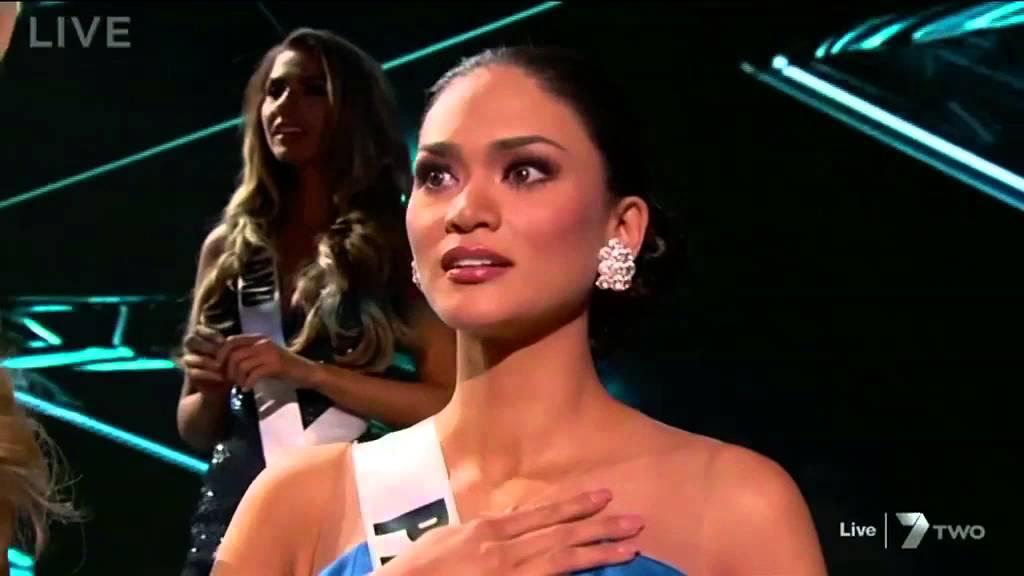 VIDEO: Při vyhlašování Miss Universe 2015 došlo k neuvěřitelné chybě!