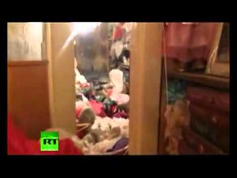 VIDEO: Ruský historik si vyráběl panenky z mrtvol!