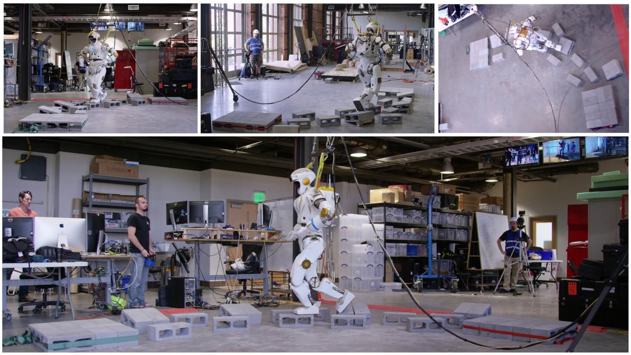 VIDEO: Testování robota jménem Valkyrie