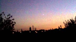 Video: UFO nad Kyprem!
