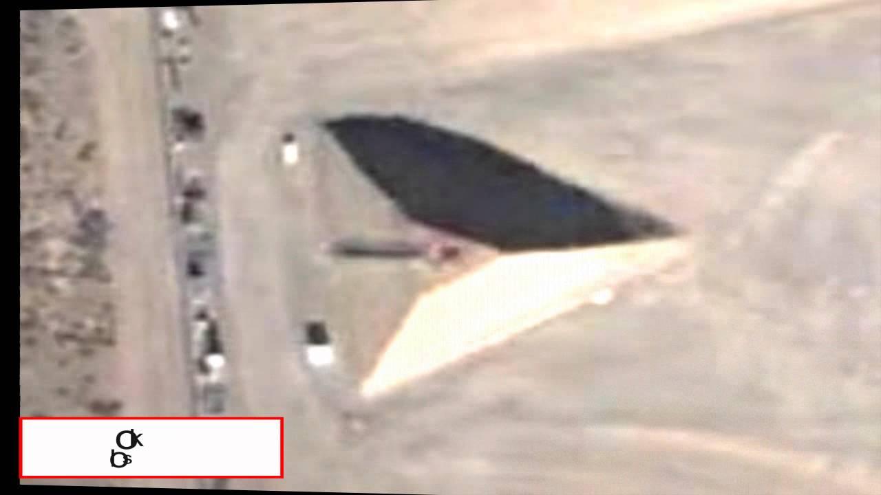Video: V Oblasti 51 vyrostla tajemná pyramida!