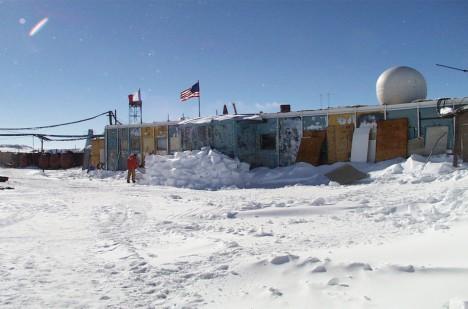 Rusové mají na Vostoku svou výzkumnou stanici