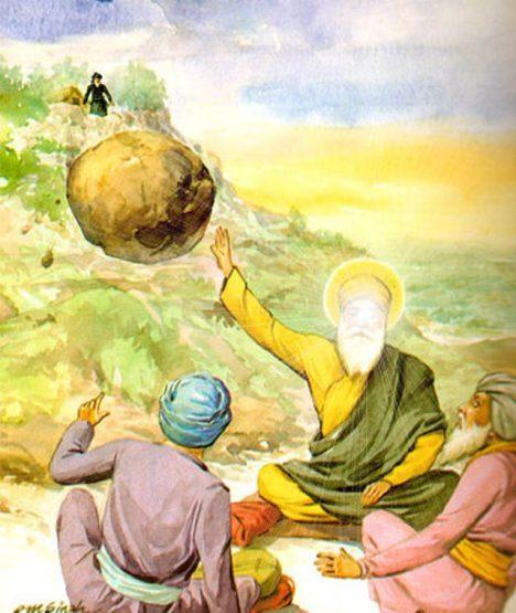 Foto: Tajemný guru Nának: Opravdu konal zázraky?