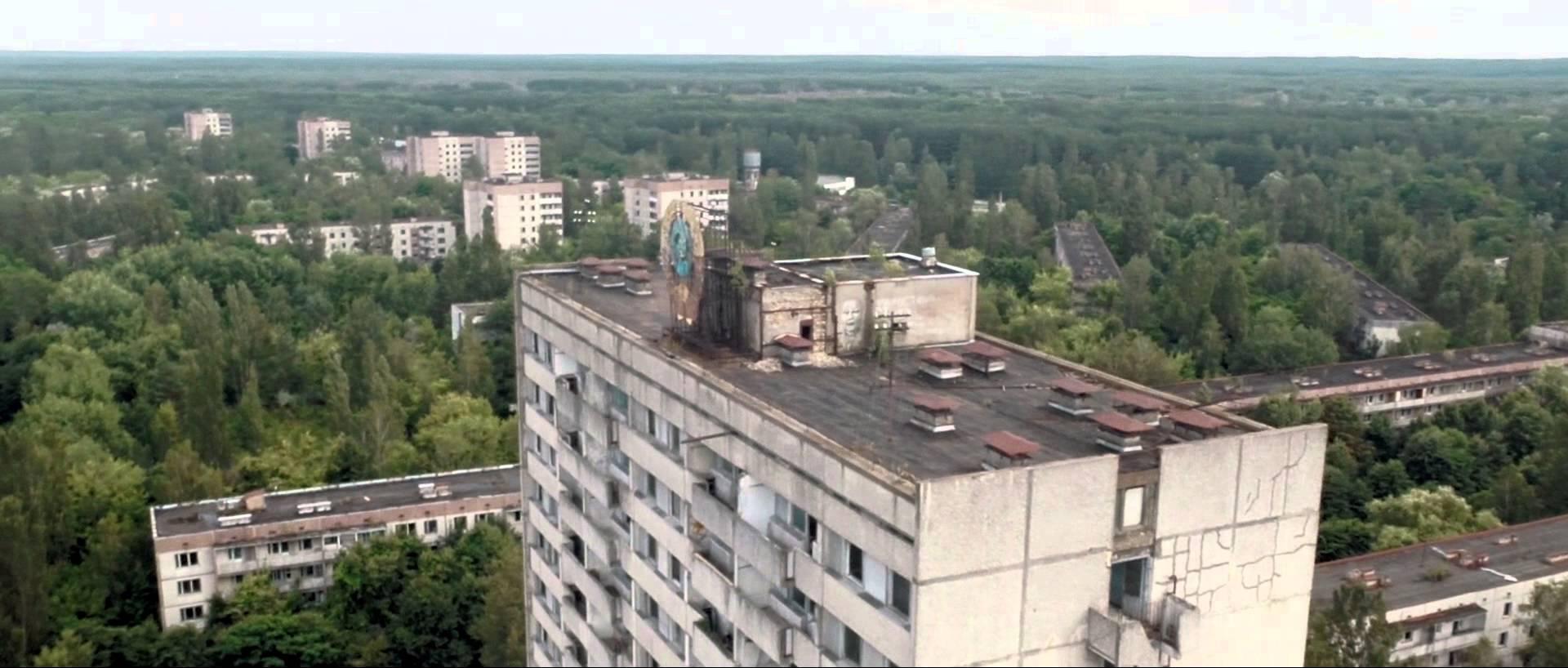 Záběry z města duchů: Černobylská zóna 25 let po havárii