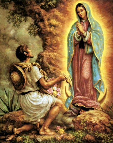 Foto: Záhadný obraz z Guadelupe: Hmatatelný důkaz existence zázraků?