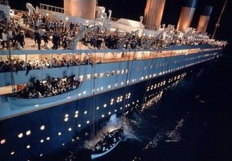 Foto: Tragický osud Titaniku prý předvídala celá řada lidí!